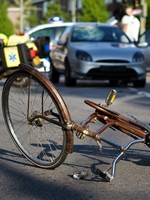 A Las Vegas bicycle accident