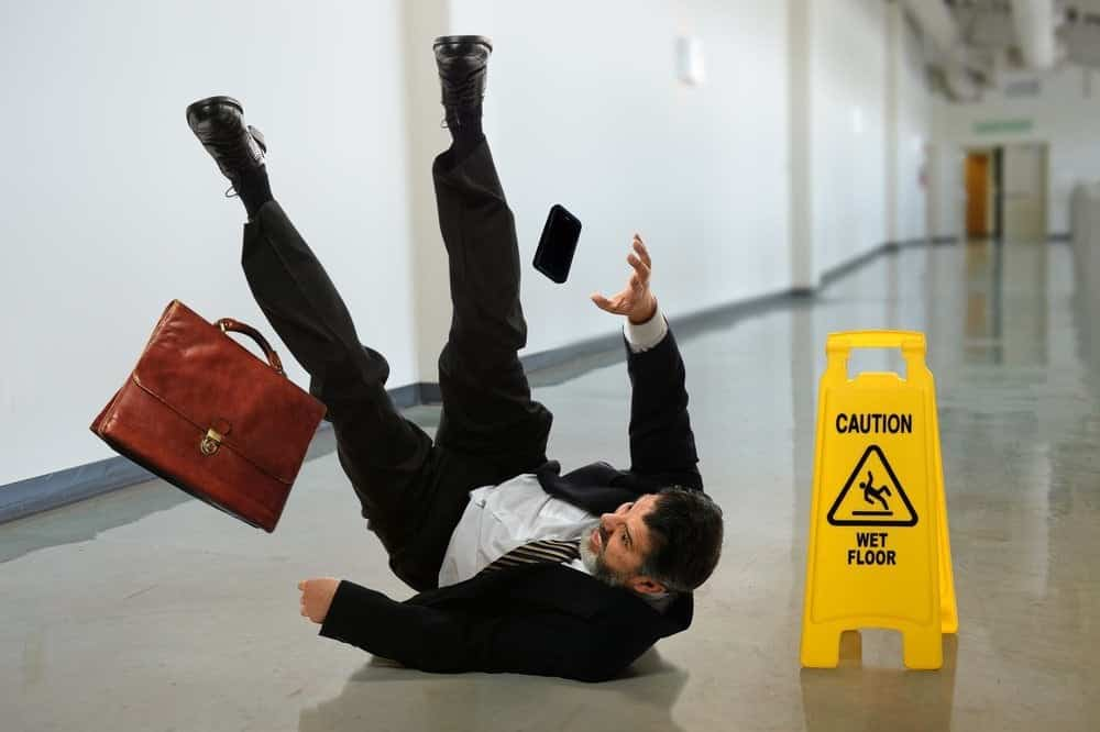 Image result for Things You Must Do After a Slip and Fall Accident