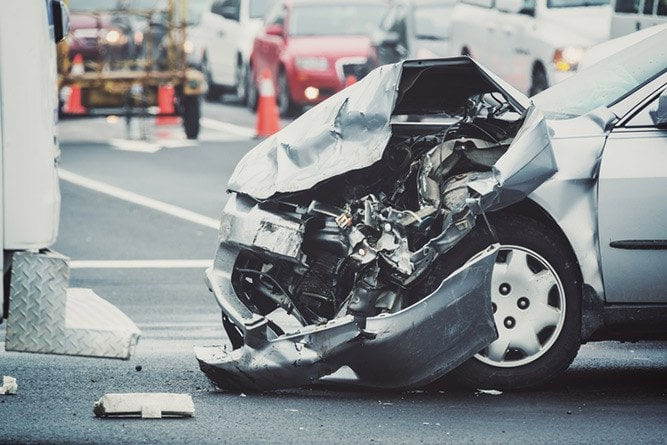 An Auto Accident Could Affect Car Insurance