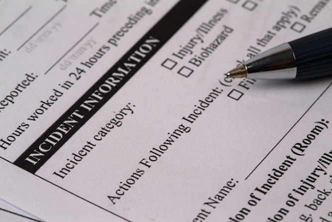 Filing Workers Compensation Form