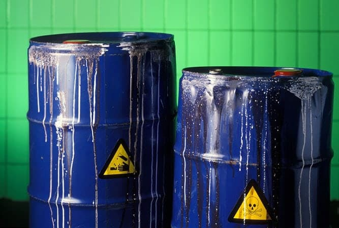 Hazardous Chemicals and Strict Liability