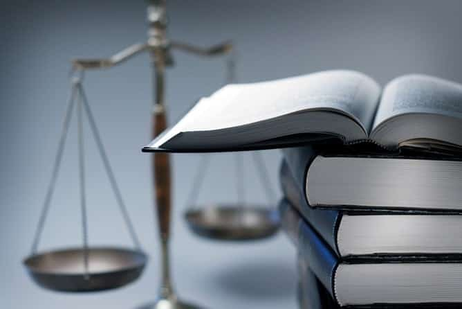 Legal Books Outlining Comparative Negligence Rules