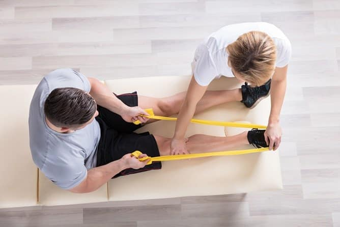 Physical Therapy For Car Accident Injuries